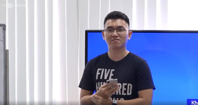 Anh Trương Mạnh Quân - Giám đốc điều hành, đồng sáng lập Công ty CP Beeketing.
