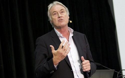 Diễn giảAlain Goudsmet từng huấn luyện cho nhiều lãnh đạo, quản lý cao cấp các tập đoàn lớn.