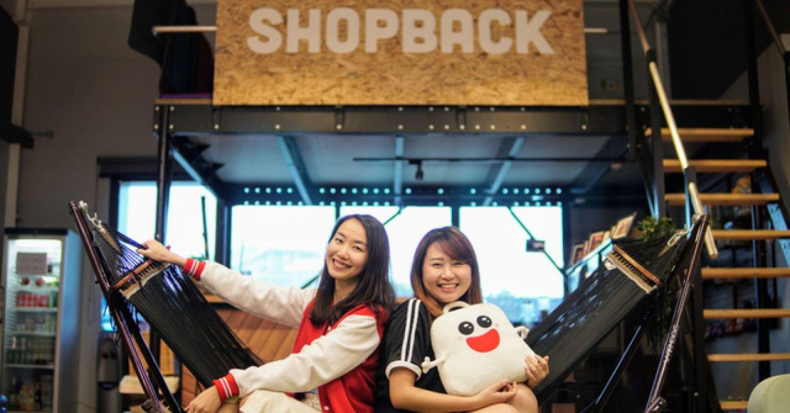 Hai nhà đồng sáng lập ShopBack Shanru Lai và Samantha Soh.