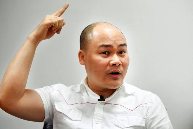 CEO Bkav Nguyễn Tử Quảng từng được phong tặng danh hiệu Hiệp sĩ thông tin năm 2003.