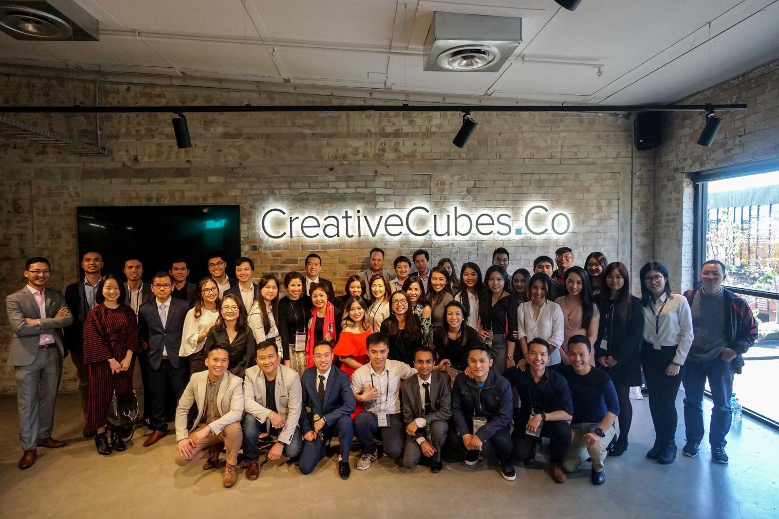 Sự kiện Startup Insider 2018 thu hút sự quan tâm tham dự của đông đảo giới trẻ Việt tại Úc