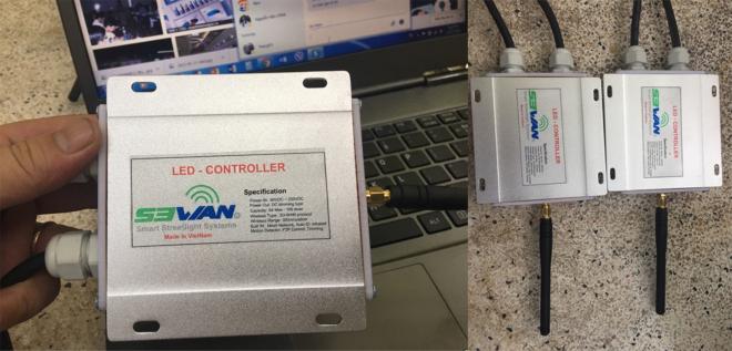 S3 là hệ thống đèn đường thông minh công nghệ Việt, đã được triển khai thực tế thành công tại Khu Công nghệ cao TP HCM (quận 9) và Khu dân cư Homyland (quận 2). Đại diện công ty cho biết sau quá trình triển khai dự án đạt đượckết quả cao trong việc tiết kiệm năng lượng, bảo đảm chiếu sáng. Giải pháp cung cấp các chức năng chính như tiết kiệm 40 -60% điện năng tiêu thụ, kiểm soát hoàn toàn qua internet, đặt lịch trình hoặc đặt chế độ tự động tăng giảm độ sáng, tự động cảnh báo sự cố đèn, sự cố điện về trung tâm...