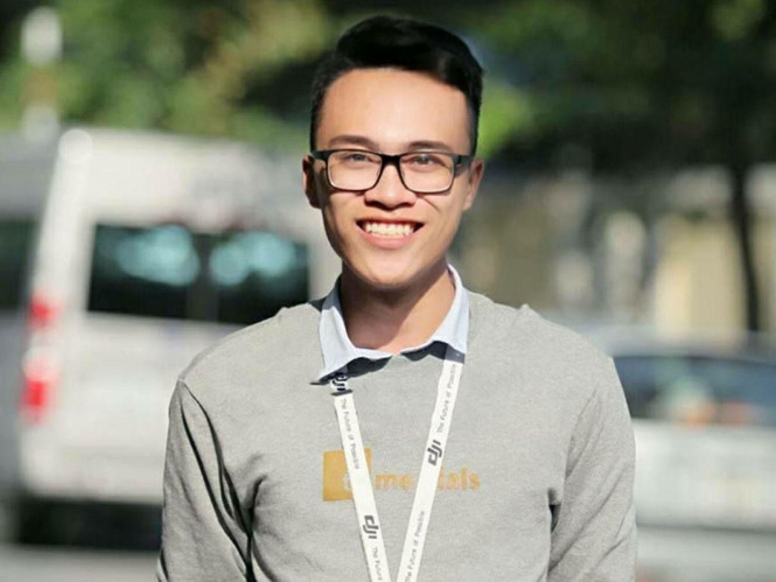 Nguyễn Hữu Dũng trở thành tỉ phú khi mới 20 tuổi. Ảnh: NVCC