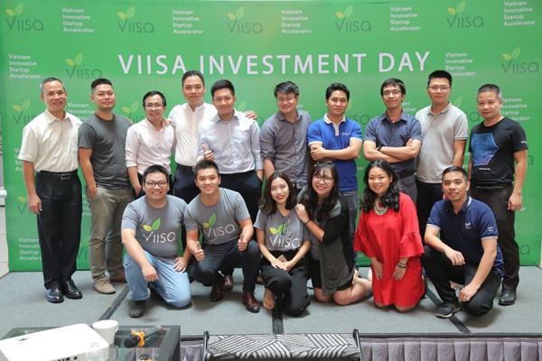 Các startup hiện diện trong Ngày hội Đầu tư lần thứ 4.