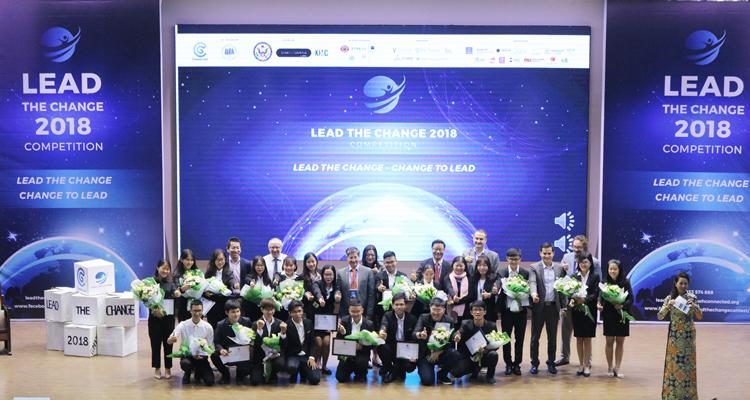 20 thí sinh chủ nhân của 5 dự án khởi nghiệp lọt vào vòng chung kết cuộc thi.