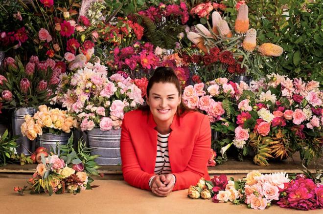 Christina Stembel nắm được những vấn đề cốt yếu của thị trường, từ đó kiếm được hàng triệu USD doanh thu từ bán hoa online. Ảnh: CNN.