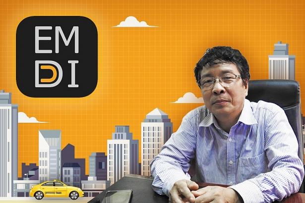 emddi loi dap giup nganh taxi truyen thong dung vung truoc con bao co ten ung dung goi xe cong nghe