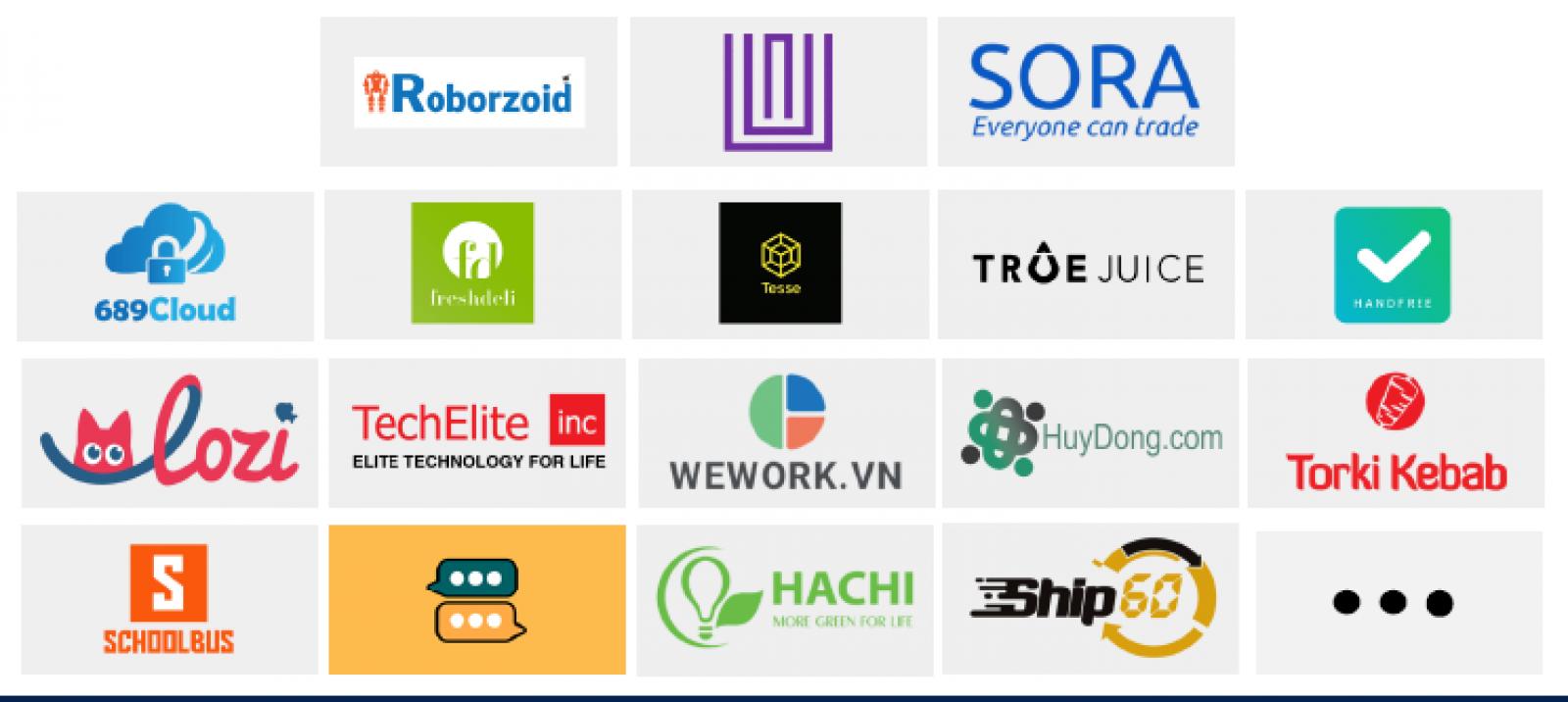 Các công ty trong danh mục đầu tư của VSVA