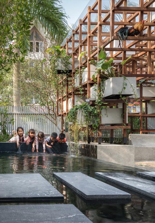 Công trình vườn - ao - chuồng của Hà Nội lên báo ngoại - Ảnh 11.