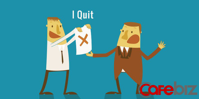 Bị đánh giá thấp, công việc trì trệ, sếp tồi: nghỉ việc liệu có khiến bạn hạnh phúc hơn chăng? - Ảnh 1.