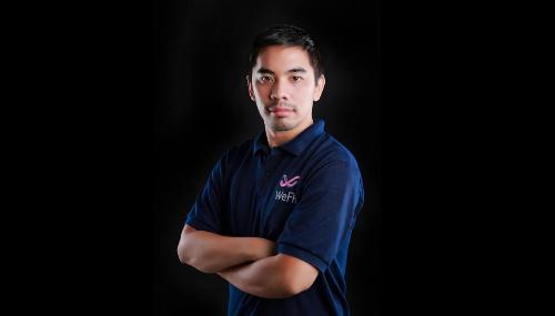 Nguyễn Khôi - founder kiêm CEO WeFit.