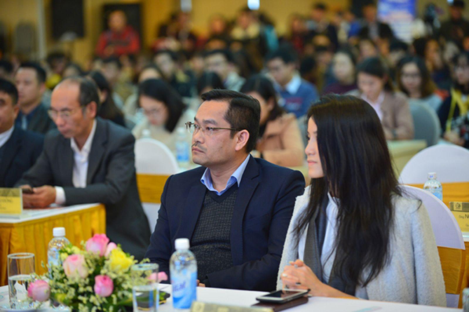 Các doanh nhân cũng mong muốn tìm kiếm và tham gia đầu tư các dự án