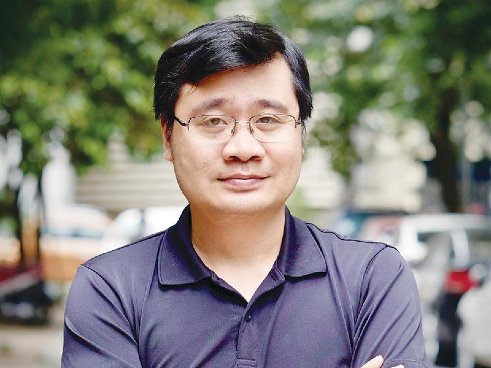 Doanh nhân Vương Quang Long