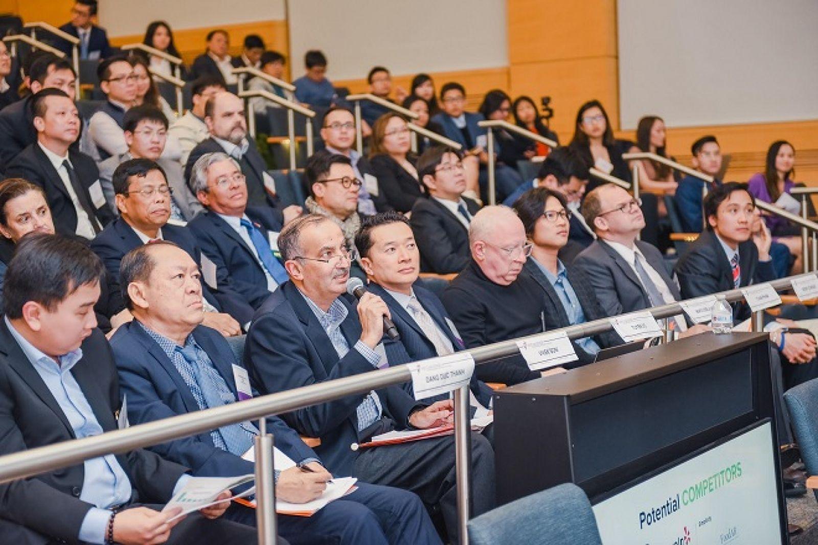 Các startup sẽ có cơ hội kết nối với đội ngũ chuyên gia quốc tế.