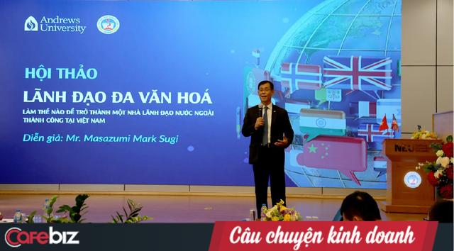 Sếp DN sở hữu hãng hàng không số 1 Nhật Bản nhắn nhủ giới trẻ Việt: Nên lập kế hoạch 10 năm cuộc đời, và đừng quên TIỀN là điều quan trọng số 1! - Ảnh 4.