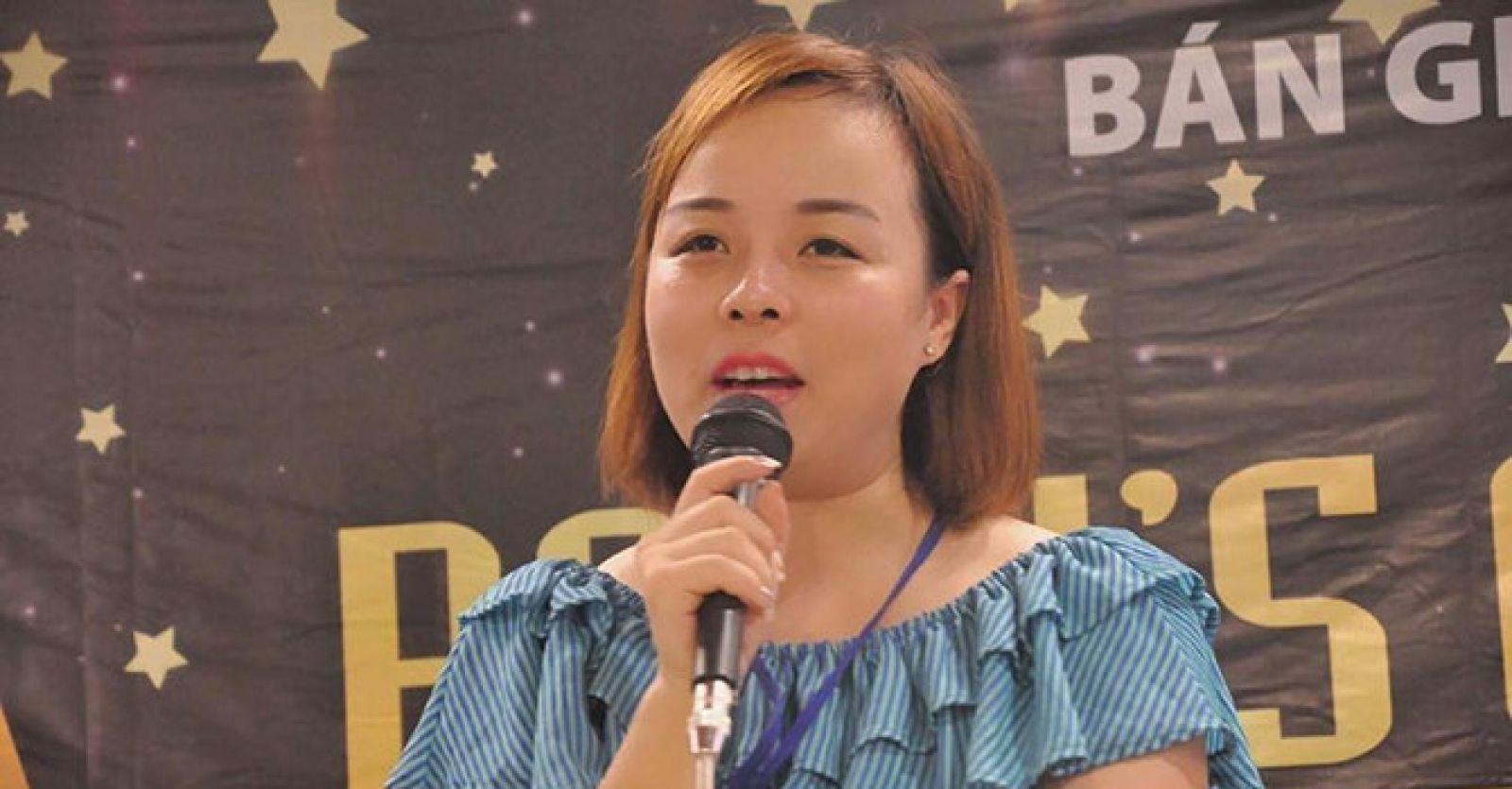 Nguyễn Thị Kim Thùy, cô gái khởi nghiệp với... 1 triệu đồng.