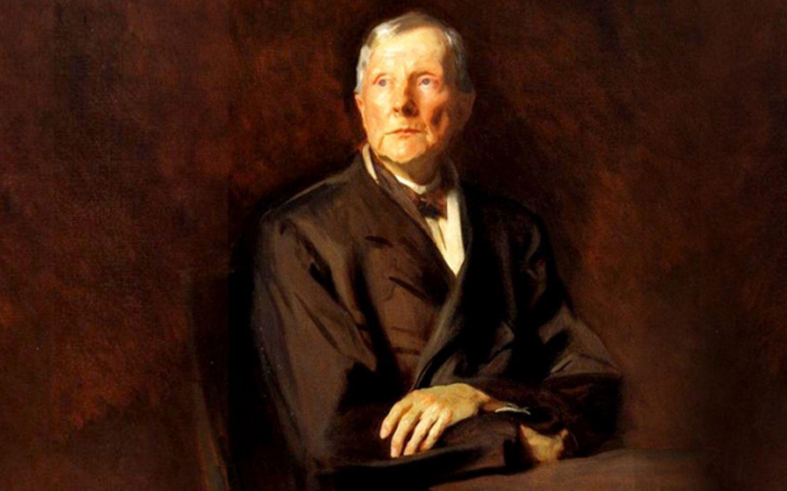 Triết lý thành công của ông vua dầu mỏ John D. Rockefeller. Ảnh: History