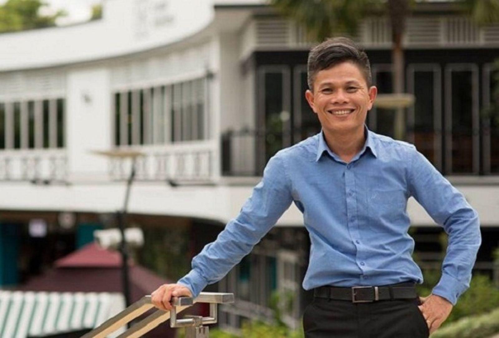 Tác giả Nguyễn Thái Duy, Nhà sáng lập Be Training - Vườn ươm doanh nhân
