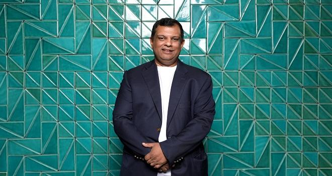 Tony Fernandes - CEO của AirAsia.