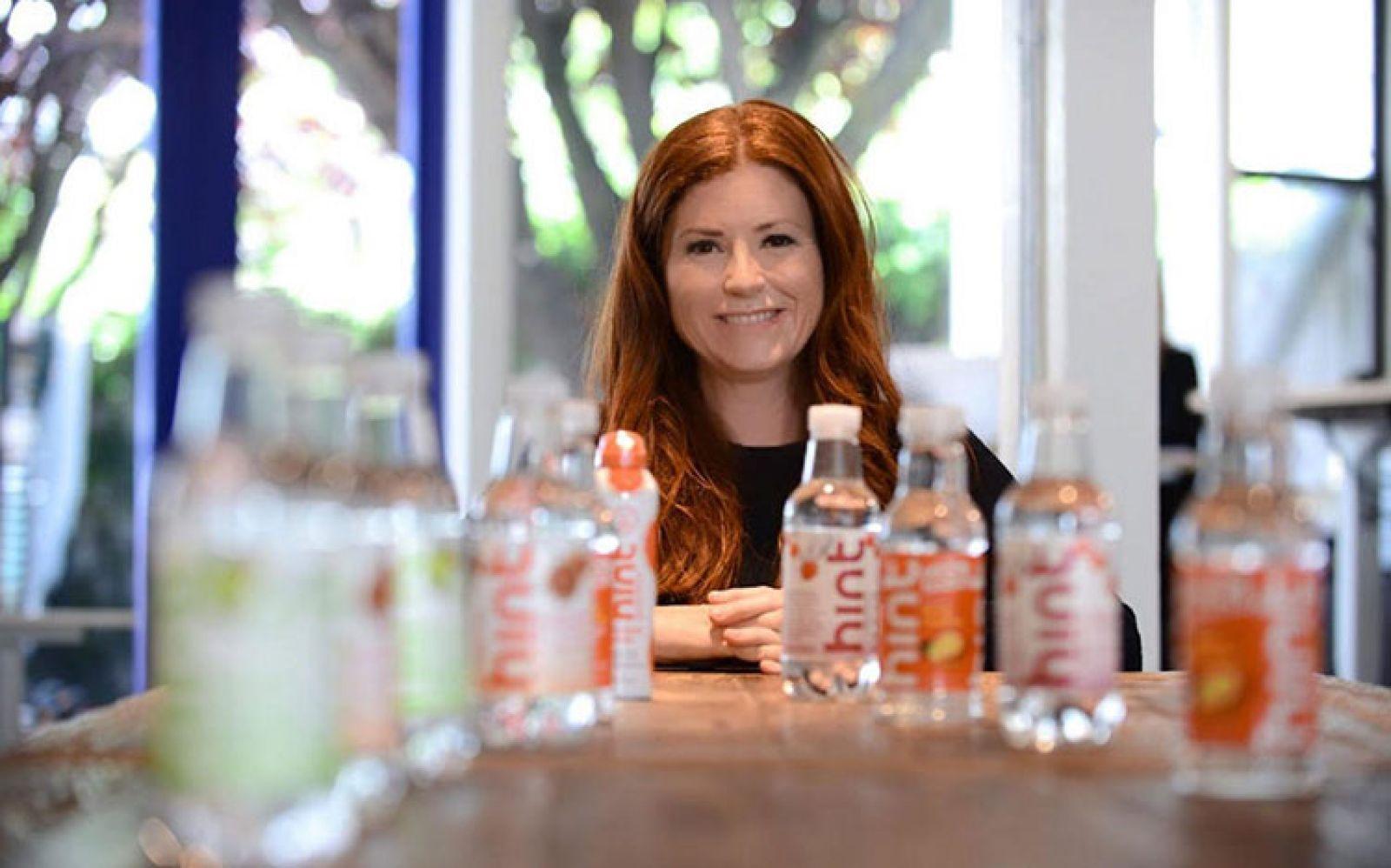 Kara Goldin - CEO Công ty nước giải khát Hint Water