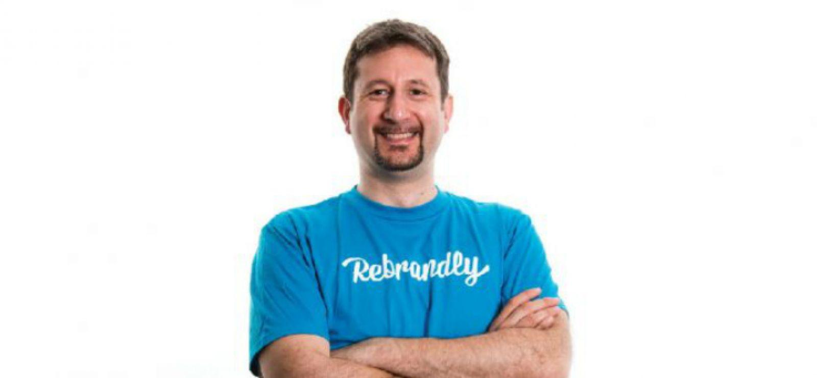 Davide De Guz - CEO của Rebrandly - nói bài học sau 16 năm làm doanh nhân của anh là đừng chạy theo đồng tiền. Ảnh: Business & Finance