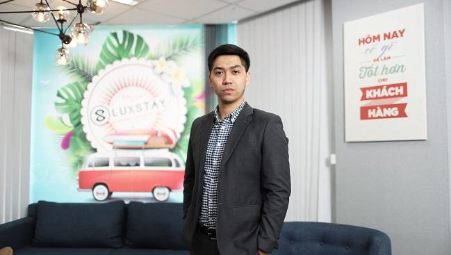 Ông Trần Xuân Hùng - Giám đốc Pháp chế tại Công ty TNHH Luxstay Việt Nam