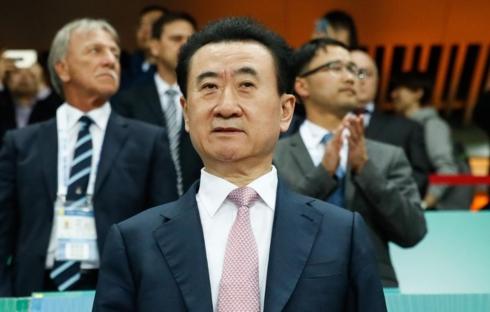 Ông Wang Jianlin vững tay chèo lái con thuyền bất động sản Dalian Wanda.