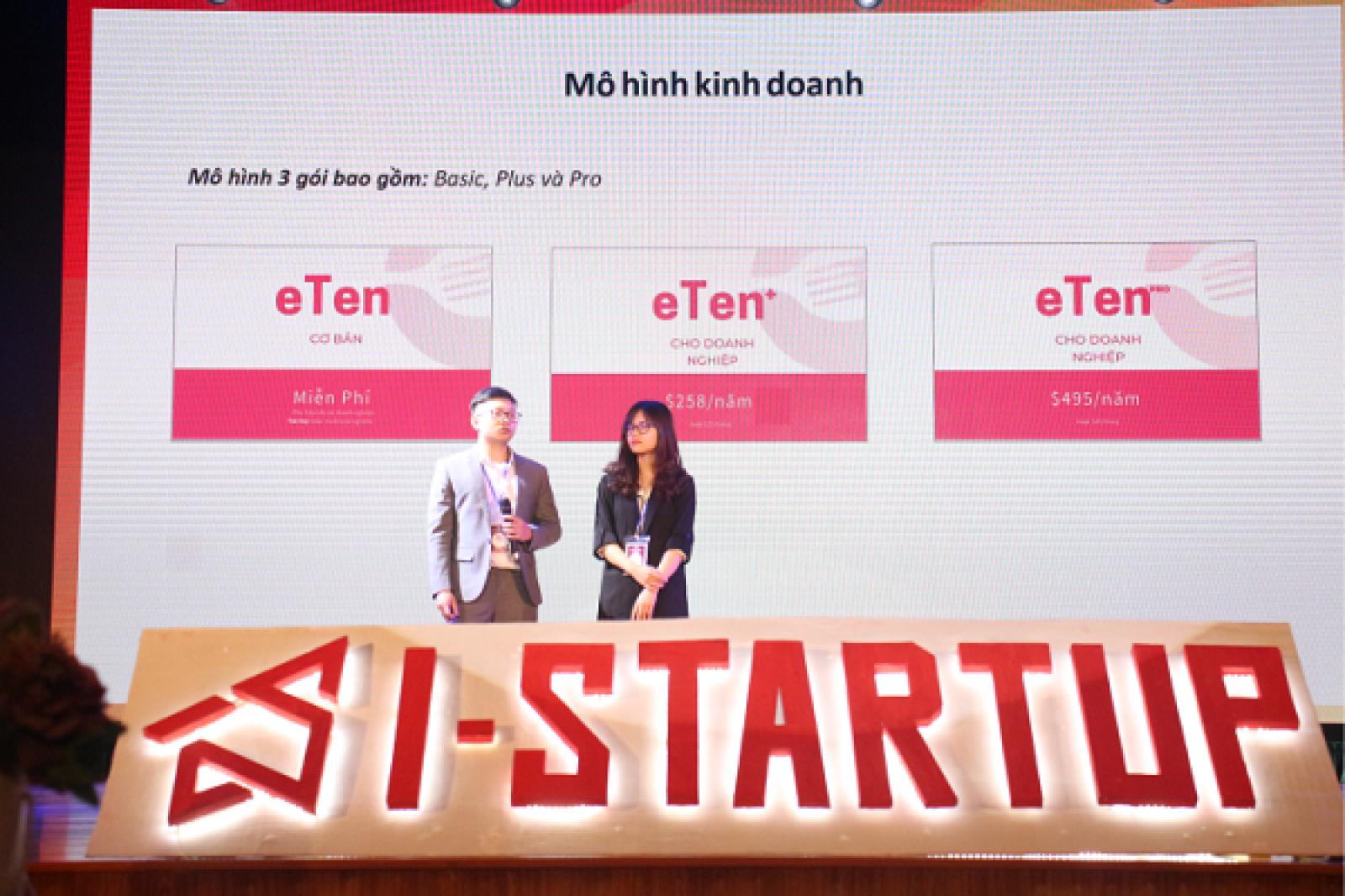 eTen Technologies - Giải pháp toàn diện cho ngành F&B
