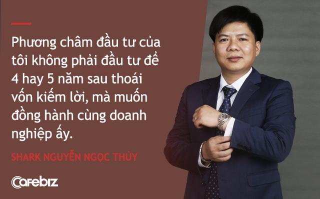 Đây là vị cá mập vàng của Shark Tank Việt Nam: Cam kết 9 thì đã giải ngân 8 thương vụ, hứa rót vốn 15 tỷ thì lỡ tay rót hẳn 100 tỷ - Ảnh 4.