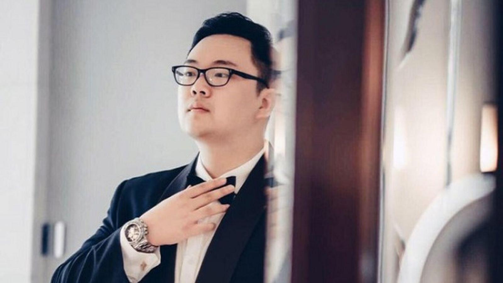 Ông Nguyễn Đức Anh, CEO Uiza