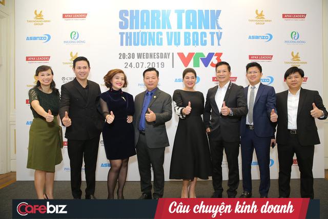 CEO TVHub bật mí những 'bí mật' không ngờ về hậu trường Shark Tank VN: Khó tuyển và giữ Shark, bị cạnh tranh với quỹ nước ngoài, startup ít khác biệt và đột phá - Ảnh 1.