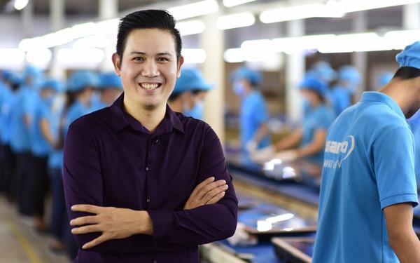 """Chân dung vị shark lần đầu dự Shark Tank đã lập quỹ hỗ trợ khởi nghiệp 200 tỷ đồng: Từ cậu bé thích """"vọc vạch"""" linh kiện điện tử đến ông chủ hãng tivi """"made in Vietnam"""""""