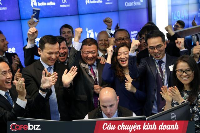 Luckin Coffee - Đối thủ của gã khổng lồ Starbucks tại Trung Quốc chính thức IPO, nữ CEO chính thức bước chân vào câu lạc bộ tỷ phú - Ảnh 1.