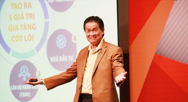 Chiến lược quản trị nhân tài của Chủ tịch TTC Đặng Văn Thành