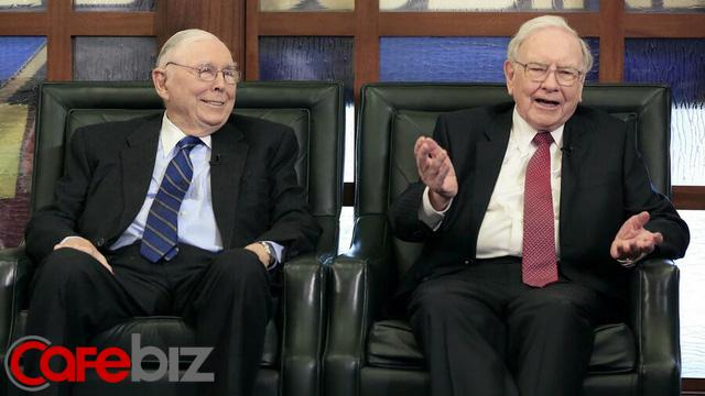 Người đàn ông 95 tuổi này là đối tác vàng của Warren Buffett, đã nắm quyền trong 40 năm, giúp giá cổ phiếu của Berkshire tăng 5.000 lần - Ảnh 2.