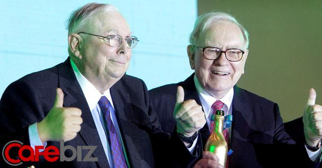 Người đàn ông 95 tuổi này là đối tác vàng của Warren Buffett, đã nắm quyền trong 40 năm, giúp giá cổ phiếu của Berkshire tăng 5.000 lần - Ảnh 3.