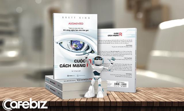 4 cuốn sách về xu hướng AI - Công nghệ không nên bỏ qua, đặc biệt là những người trẻ ôm mộng khởi nghiệp - Ảnh 2.
