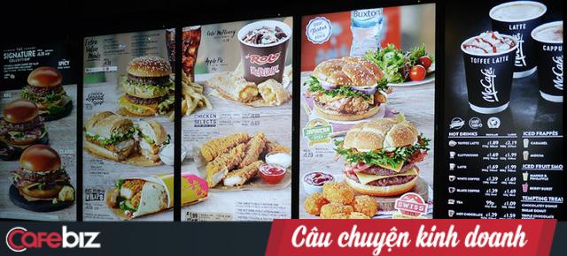 """""""Bậc thầy"""" tâm lý học McDonald's và cửa hàng của tương lai: Hình ảnh mê hoặc lý trí, Menu đánh lừa thị giác, thiết kế gia tăng trải nghiệm - Ảnh 3."""