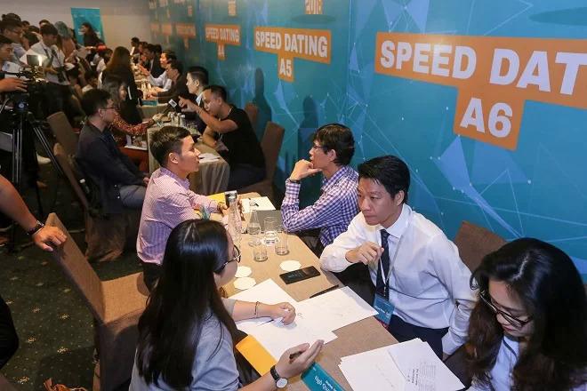 Startup Việt 2019 tổ chức nhiều hoạt động kết nối trực tiếp nhà đầu tư, chuyên gia, kỳ lân tỷ đô với các đội thi.