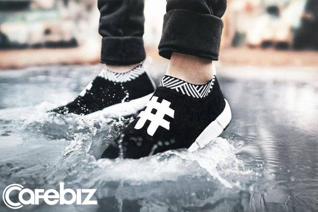 Startup đặc biệt của 2 chàng trai Việt: Sản xuất loại sneaker chống thấm nước từ rác thải đầu tiên trên thế giới, mỗi đôi giày làm từ 21 cốc cà phê và 6 chai nhựa! - Ảnh 4.