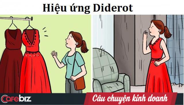 """Hiệu ứng Diderot – Tại sao ai cũng có 1 tủ """"nùi giẻ"""" thời trang mì ăn liền? - Ảnh 2."""