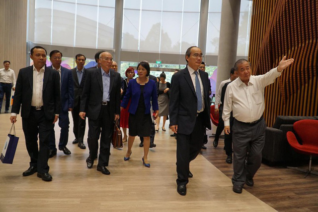 Singapore sẽ giúp TP.HCM đào tạo các công ty khởi nghiệp - Ảnh 1.