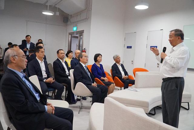 Singapore sẽ giúp TP.HCM đào tạo các công ty khởi nghiệp - Ảnh 3.