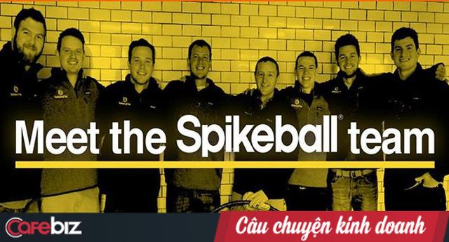 """""""Hồi sinh"""" món đồ chơi Spikeball hết thời và biến nó thành môn thể thao, 6 chàng trai biến thành triệu phú và làm cả nước Mỹ """"phát sốt"""" - Ảnh 1."""