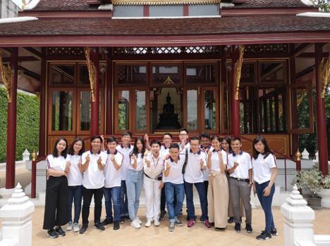 Học hỏi 'bí quyết' giữ nhân tài từ tập đoàn vật liệu xây dựng 100 tuổi lớn nhất Thái Lan và Đông Nam Á - Ảnh 1.