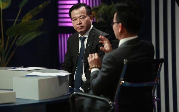 Shark Nguyễn Thanh Việt: Tôi không tin con tim lắm, tôi muốn giúp đỡ các startup bằng trí tuệ chứ không phải bằng con tim!