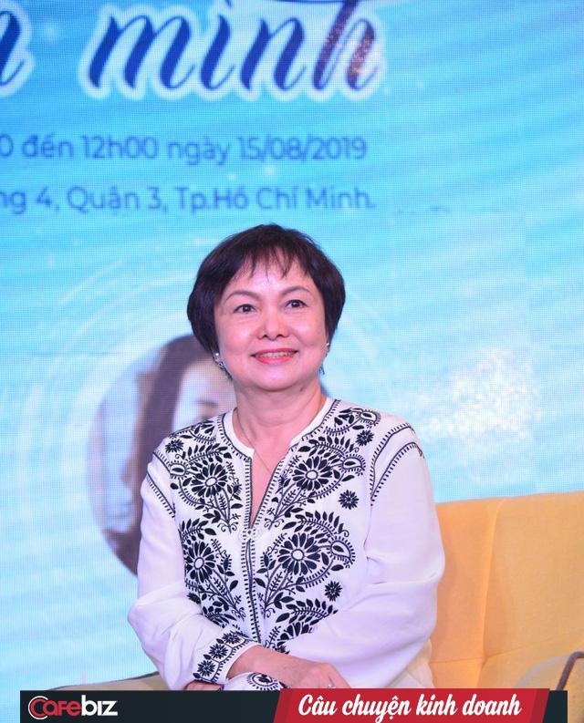Chủ tịch PNJ Cao Thị Ngọc Dung: Là lãnh đạo, đừng bao giờ nghĩ mình đang nuôi nhân viên, mà chính họ mới là người nuôi mình - Ảnh 1.