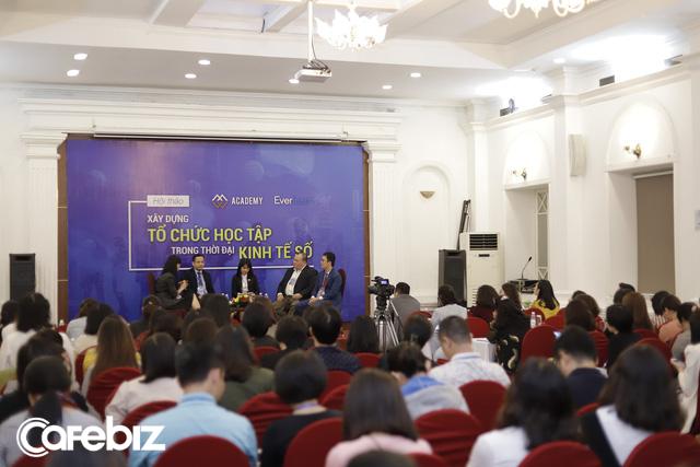 Sự lãng phí khủng khiếp ở các DN Việt: Đội ngũ thực làm và thực quản nhất là quản lý cấp trung, và khi ra đi họ mang theo tất cả tri thức, kinh nghiệm, quan hệ… - Ảnh 3.
