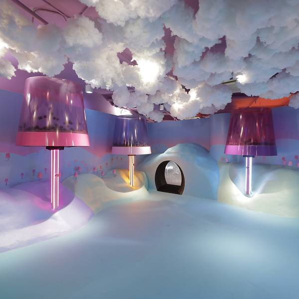 Bảo tàng trà sữa đầu tiên trên thế giới: Ngập tràn màu hồng và tím, lọt hố trân châu khổng lồ hơn 100.000 viên và nhiều trải nghiệm thú vị khác - Ảnh 6.