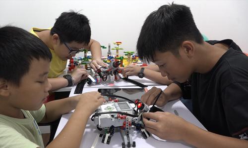 Startup giáo dục STEAM tham dự cuộc thi khởi nghiệp Đông Nam Á